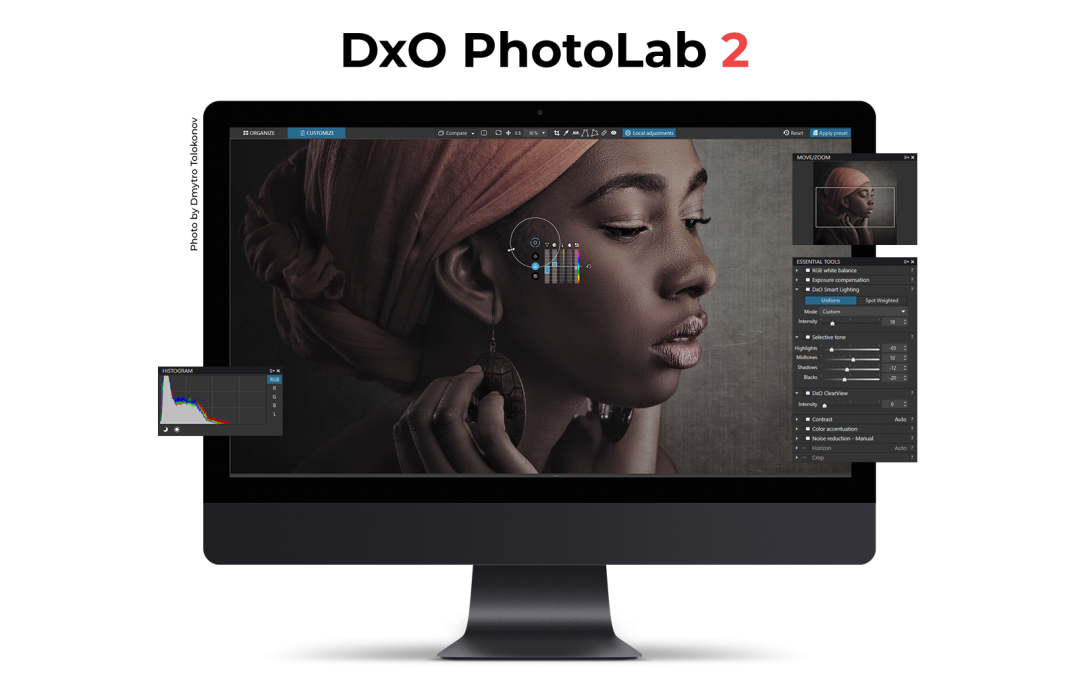 DxO Photolab 2 is coming with lots of improvements.